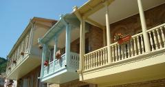 Balkone in Sighnaghi